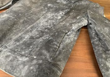 How to prevent mold on leather jacket